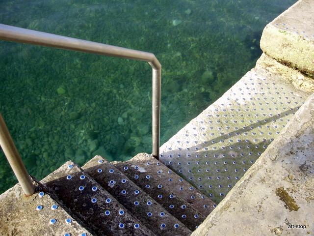 Klizav ulaz u more